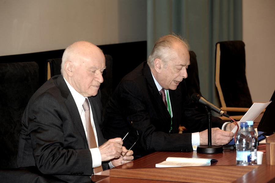 Л. Бокерия и М. Турина